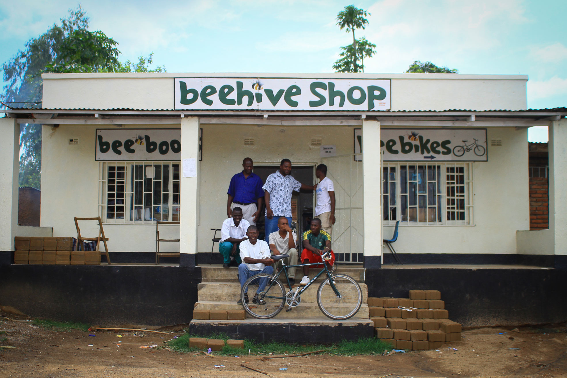 Beehive on the High Street