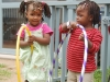 Learning through play and making good friends