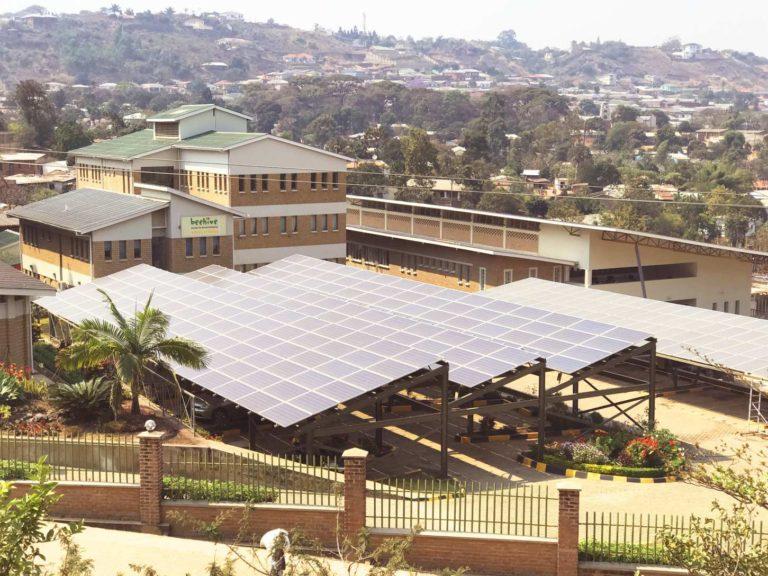 Beehive Solar Plant