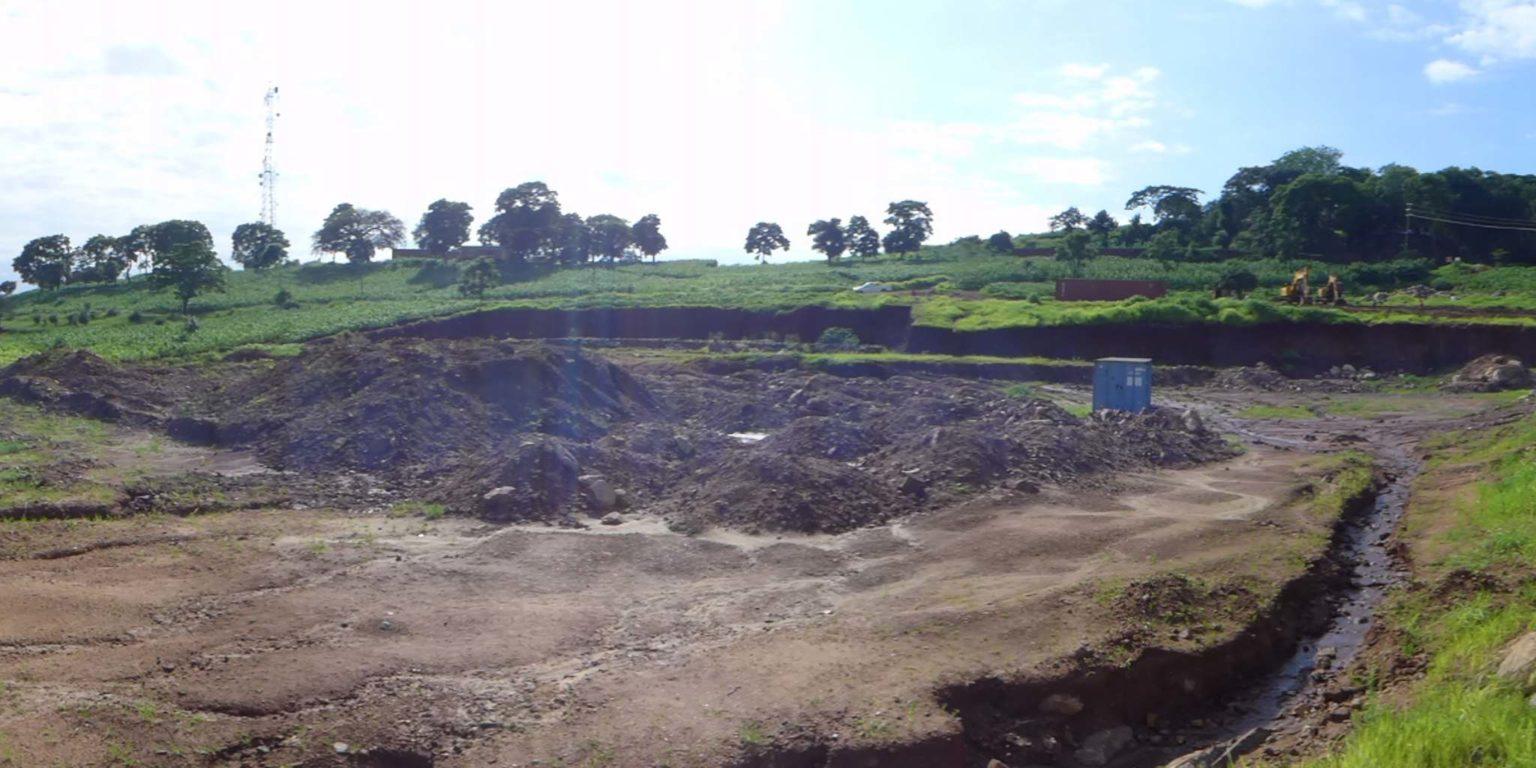 MDC Construction Site