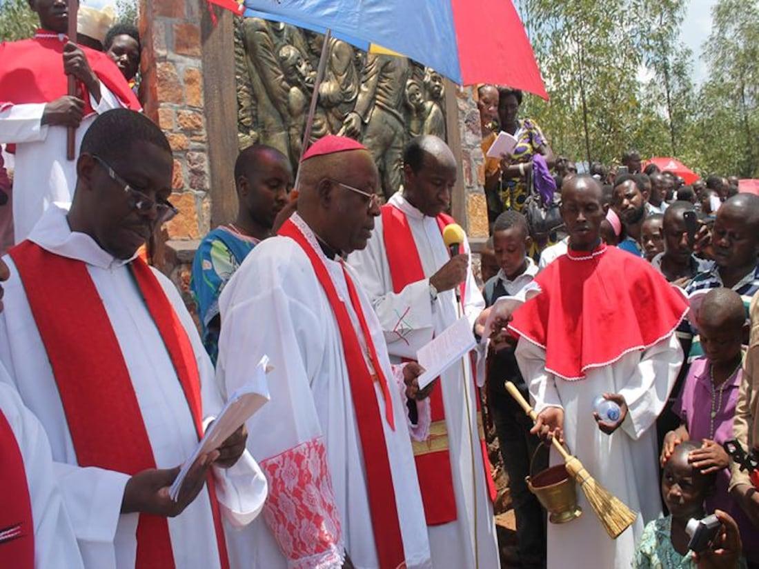 Mass at Way of Cross